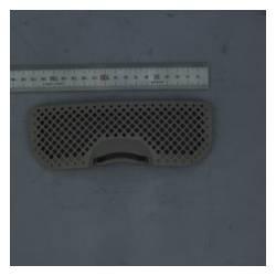 Рамка, решетка, корпус фильтра для пылесоса - DJ64-00913A