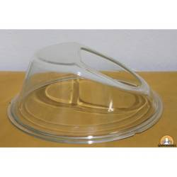 Стекло люка для стиральной машины - DC64-03389A